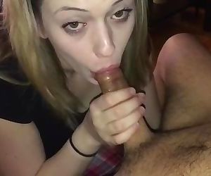Slutty Sexy Teen GF Give..