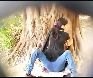 Desi couple outdoor sex - 2..